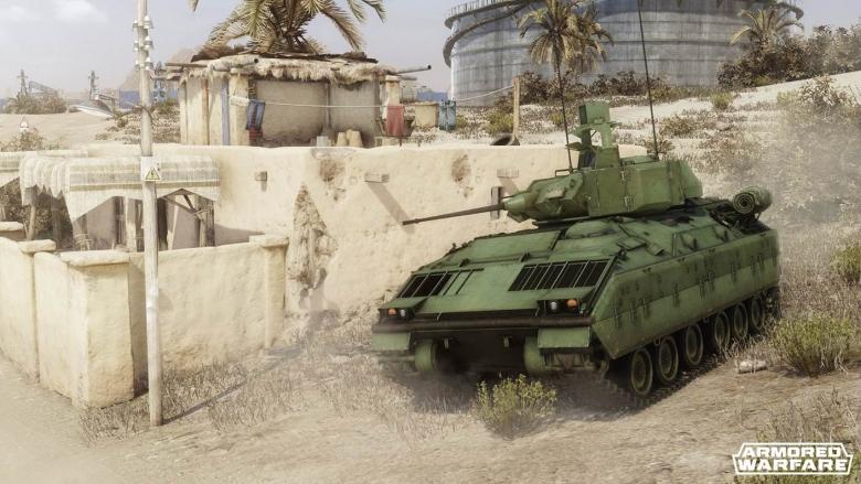Introducing the M2 Bradley IFV | Armored Warfare ...