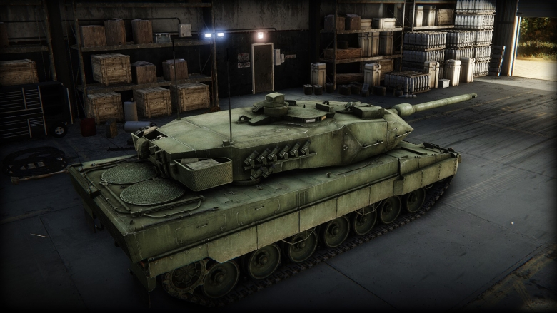 Modern German Vehicles Armored Warfare Official Website