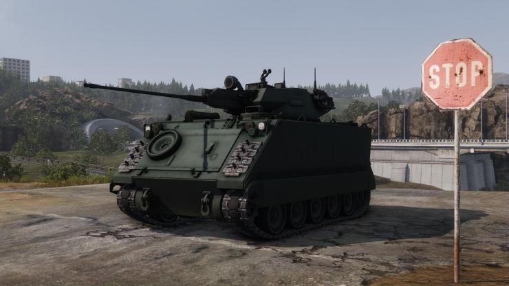 Fahrzeuge im Fokus: Der M113   Armored Warfare - Official ...