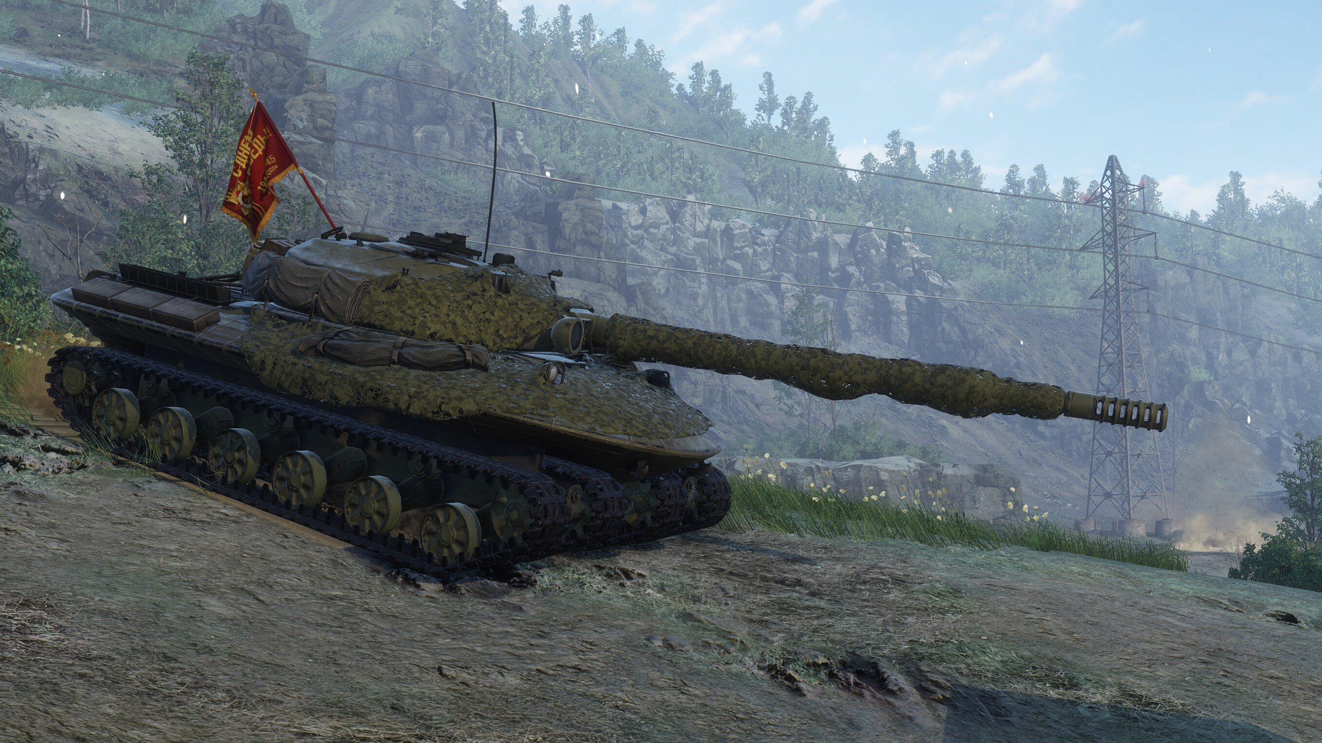 Object 279? Hold my bear!