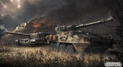 Armored warfare скачать игру
