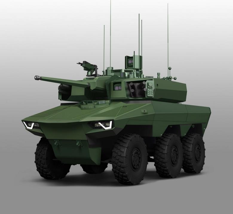 Jaguar EBRC 6x6 reconnaissance and combat armoured vehicle Scorpion program French army ile ilgili görsel sonucu