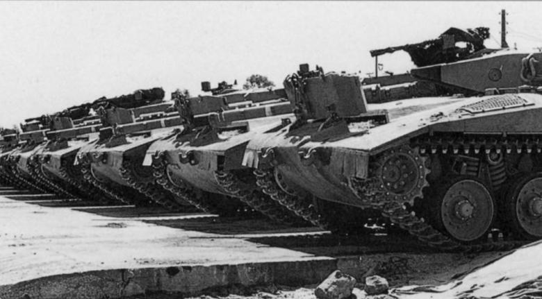 טנק מרכבה ככה צהל שיקר לחיילים ושלח אותם למותם בלבנון  Merkava_mk.1_7