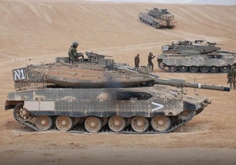 טנק מרכבה ככה צהל שיקר לחיילים ושלח אותם למותם בלבנון  Scr5_1