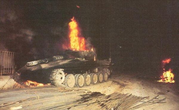 טנק מרכבה ככה צהל שיקר לחיילים ושלח אותם למותם בלבנון  Scr8