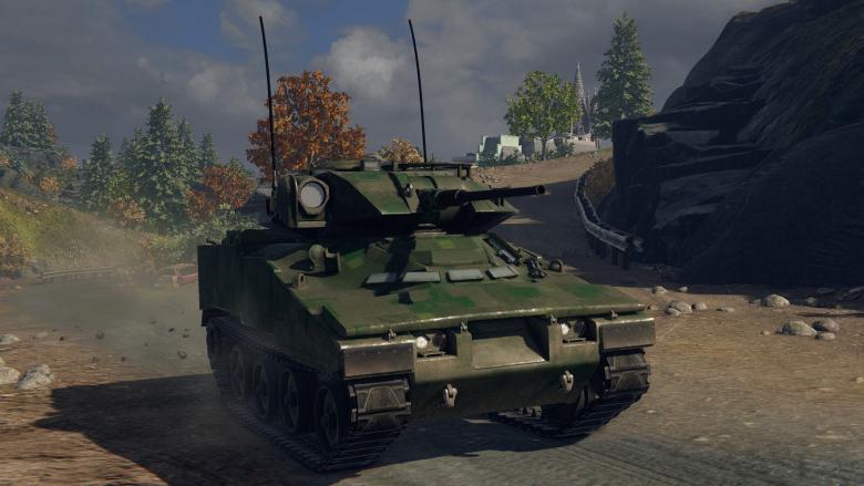 Vehicles in Focus: XM800T