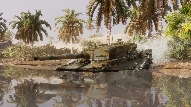 Vehicles in Focus: Leopard 2 | Armored Warfare - Official