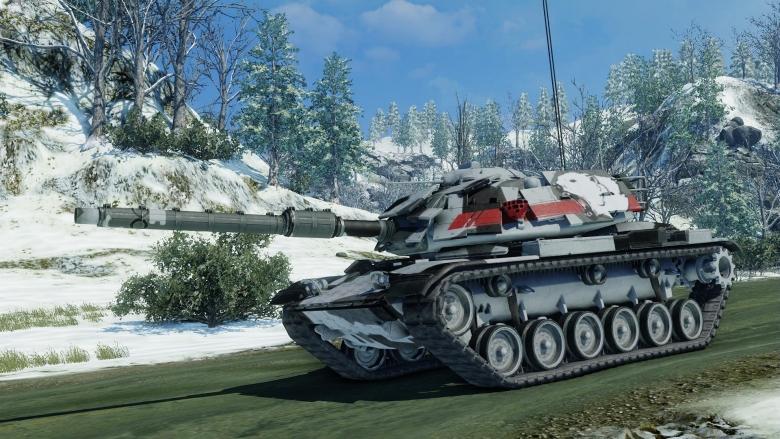 Entfernungsmesser Panzer : Legendäre panzer m a patton armored warfare official website