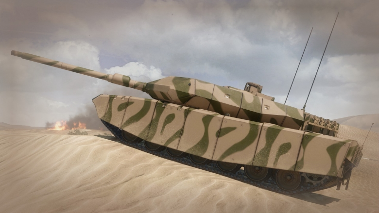 ec41fc652ce6 There are several versions of the Leopard 2 available in Armored Warfare