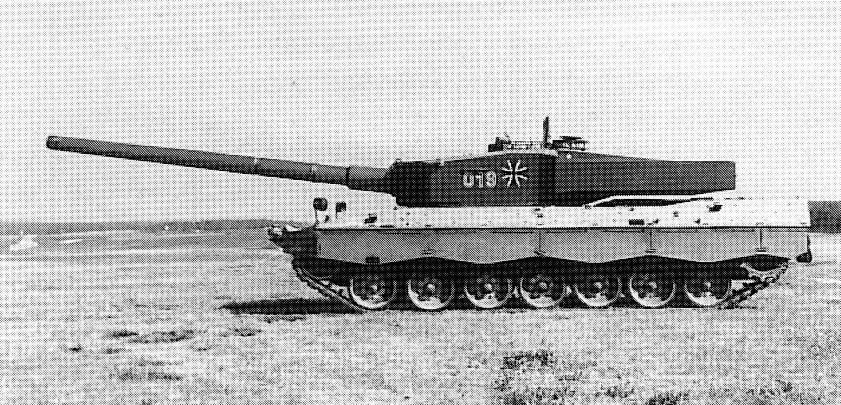 Leopard 2-140 - Passed for Consideration - War Thunder - Official Forum