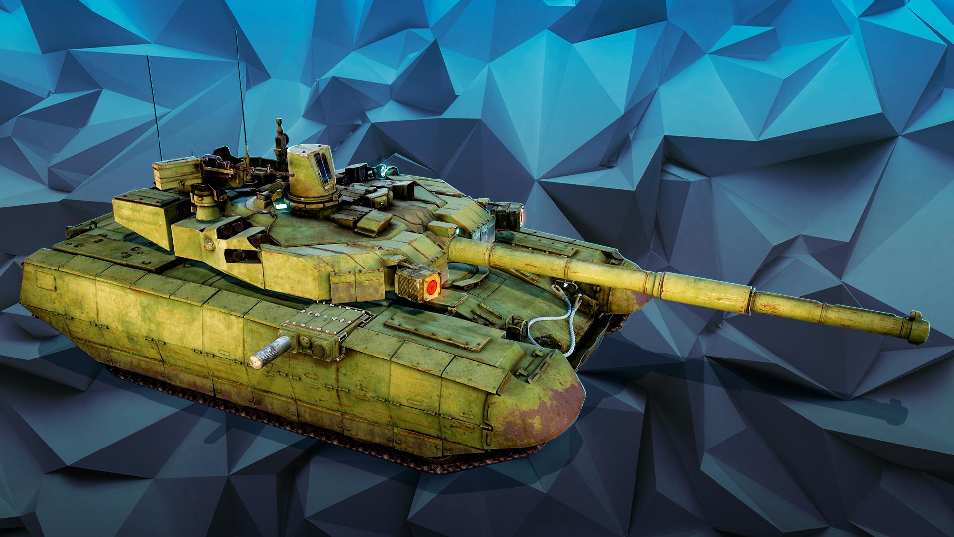 Т-84БМ Оплот (Armored Warfare)