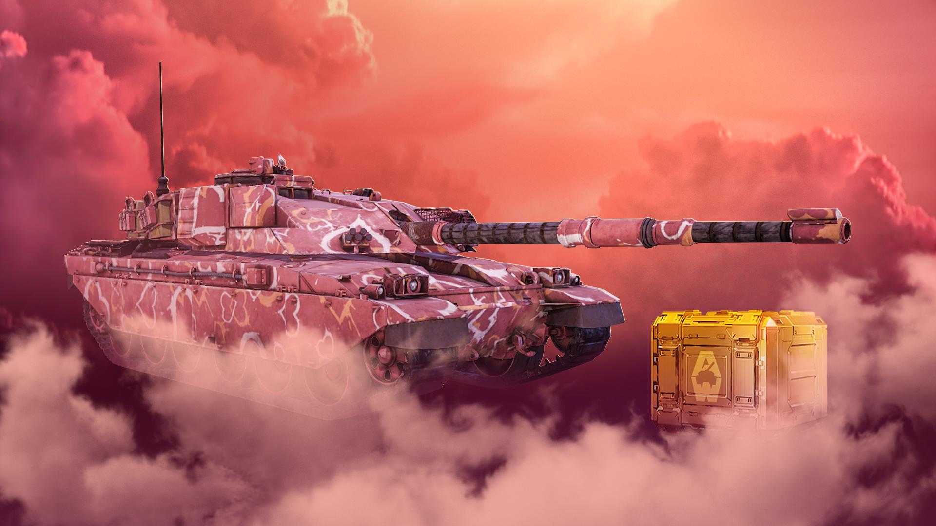 Wir Feiern Den Valentinstag Armored Warfare Official Website
