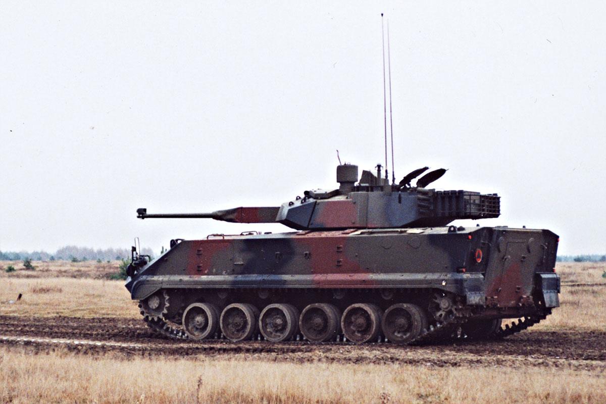 Armored Warfare :: In Development: BWP-2000