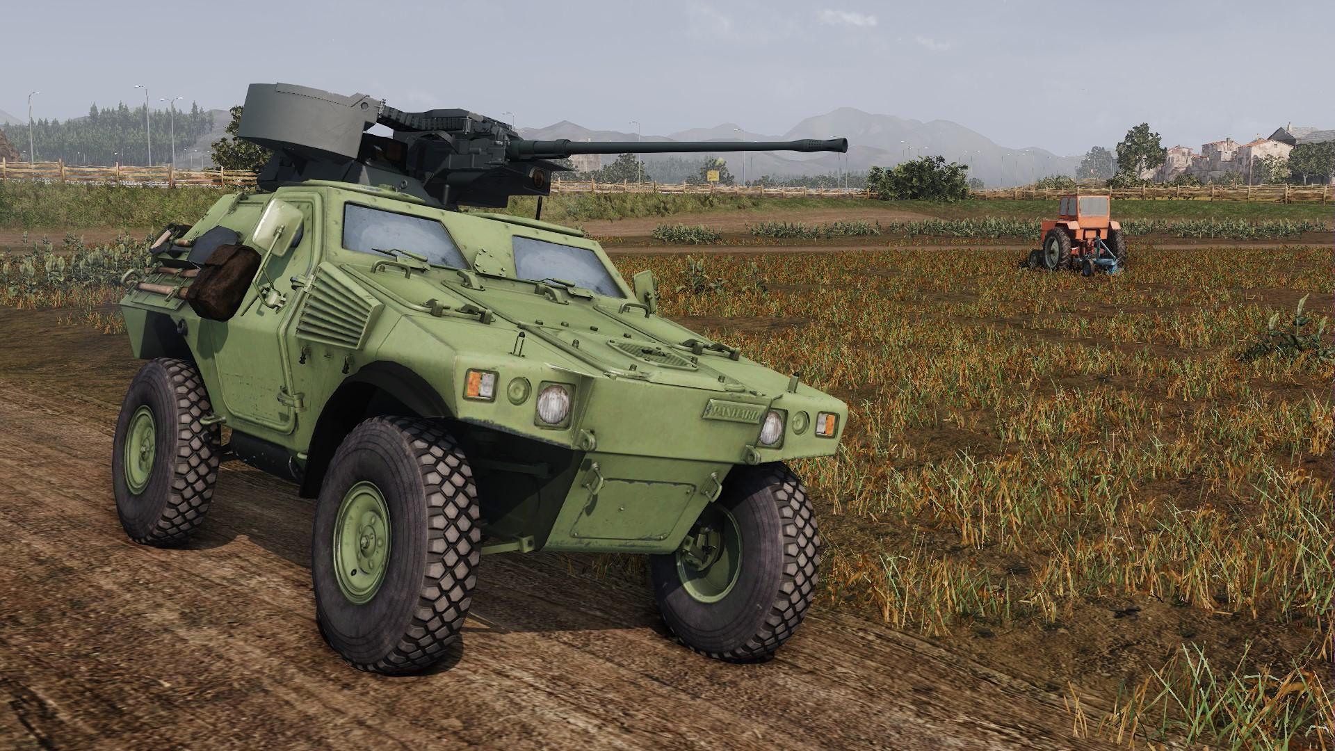 Vehicles In Focus Vbl Armored Warfare Gamestone