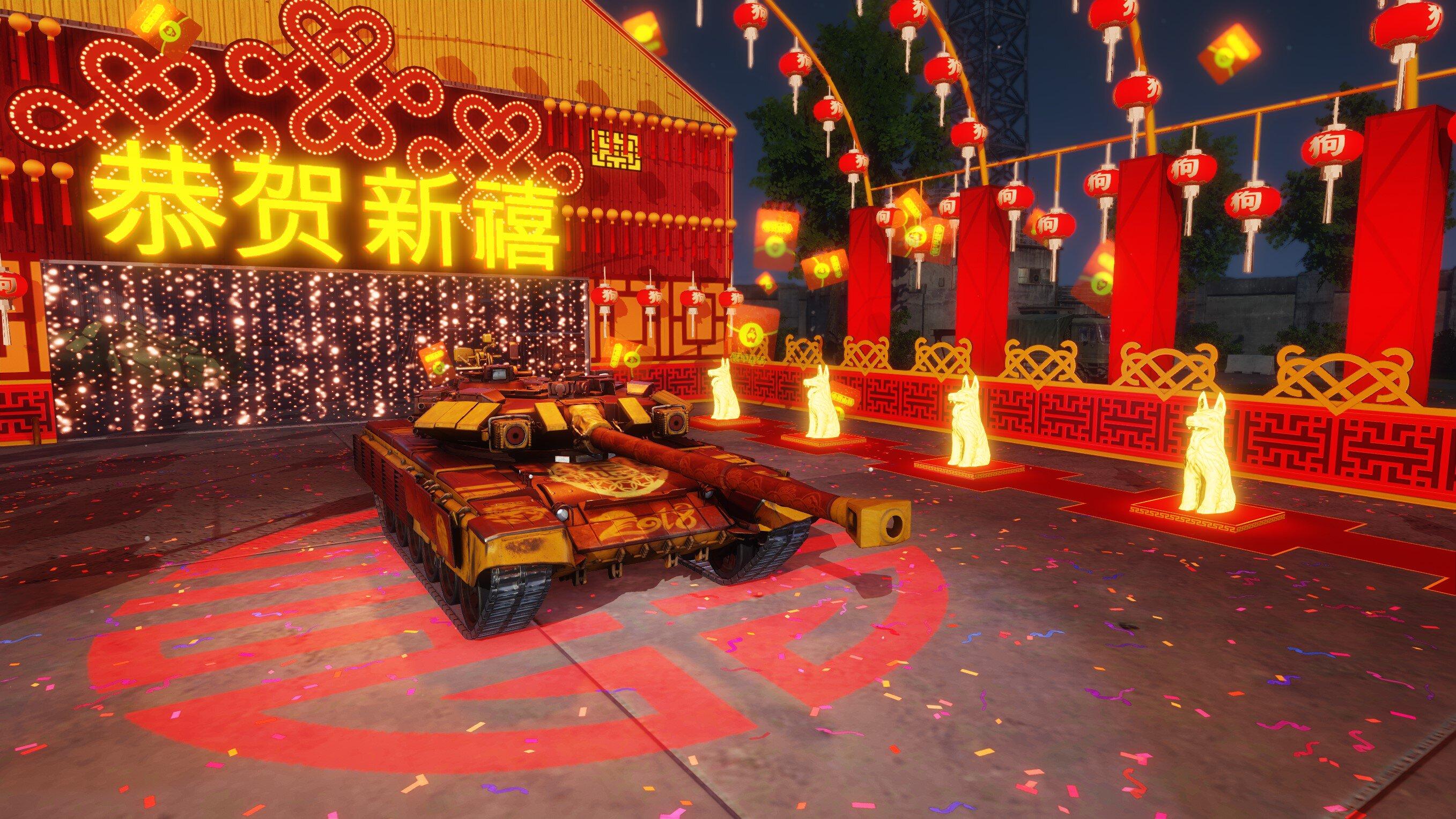 Wir feiern das Chinesische Neujahr