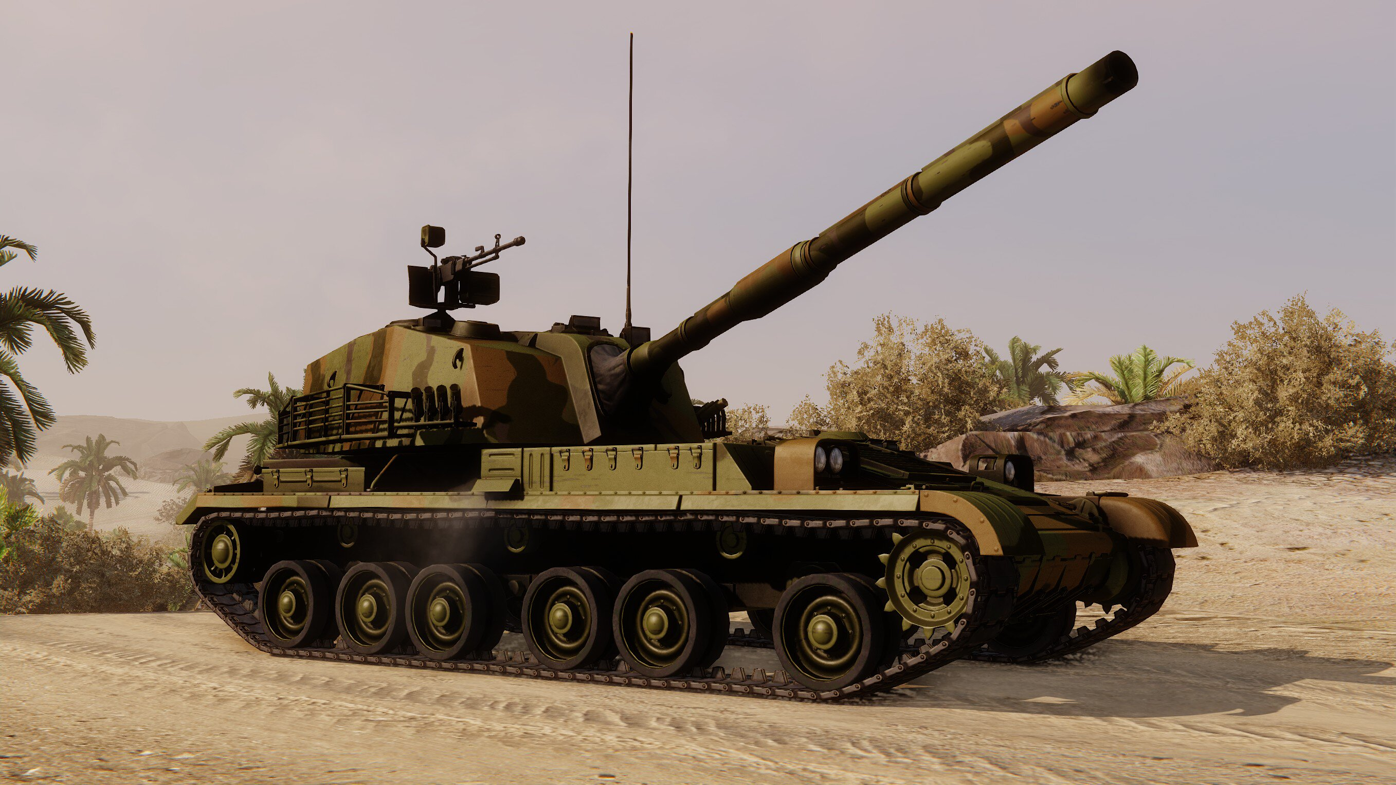tank destroyers armored warfare official website